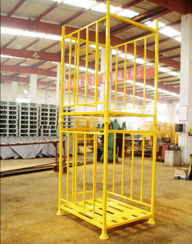 storage warehouse shelving / for heavy loads / stackable