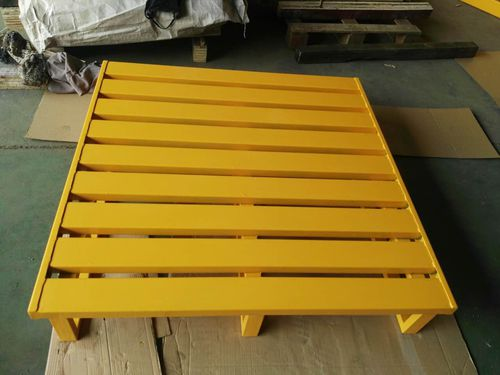 steel pallet / ISO / transport