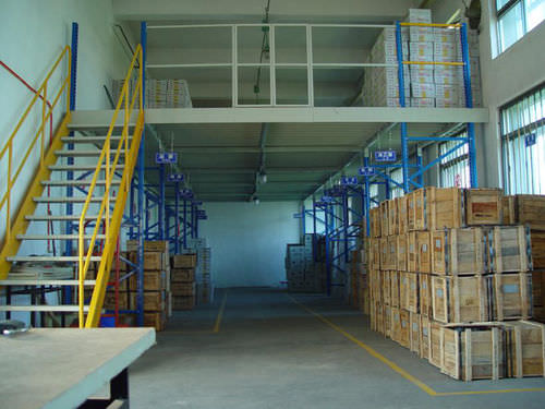 Industrial mezzanine ISO9001, ISO14001 | UN-MR0801 Jiangsu Union Logistics System Engineering Co.,Ltd