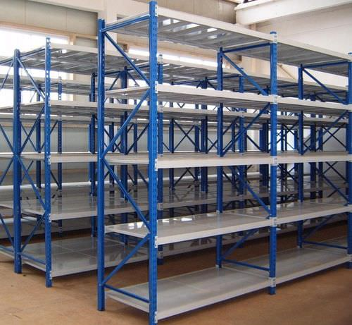 Storage warehouse shelving / for long items / medium-duty ISO9001, ISO14001 | UN-WS0801 Jiangsu Union Logistics System Engineering Co.,Ltd
