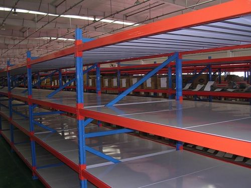 Storage warehouse shelving / for long items / medium-duty ISO9001, ISO14001 | UN-WS0803 Jiangsu Union Logistics System Engineering Co.,Ltd