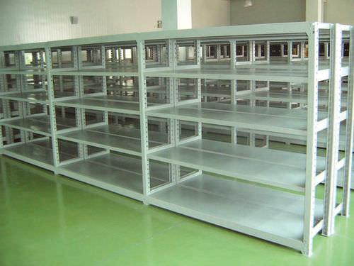 storage warehouse shelving / light-duty / medium-duty