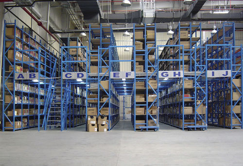 Warehouse industrial mezzanine ISO9001, ISO14001 | UN-MR0807 Jiangsu Union Logistics System Engineering Co.,Ltd