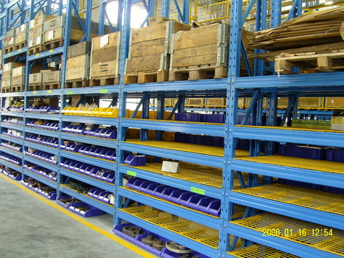 Pallet rack system / storage warehouse / for heavy loads / high-rise ISO9001, ISO14001 | UN-PR0811 Jiangsu Union Logistics System Engineering Co.,Ltd