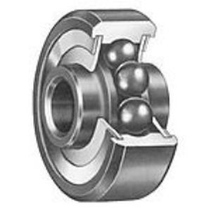 Ball bearing / single-row / radial / stainless steel RBC France