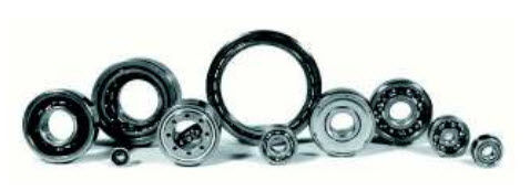 ball bearing / radial / stainless steel / miniature