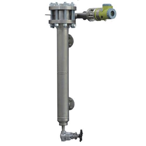 displacer level transmitter / for liquids / HART / 4-20 mA