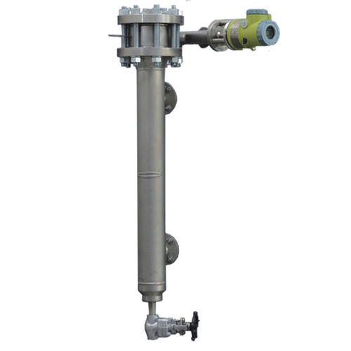 Displacer level transmitter / for liquids / for storage tanks / HART 244LD Dandong Top Electronics Instrument (Group) Co.,Ltd