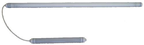 light fixture / fluorescent tube / tubular / waterproof