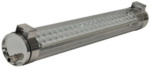 light fixture / LED / fluorescent tube / for shops
