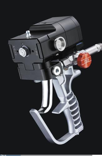 Spray gun / polyurethane foam / automatic / pneumatic WIWA 2K PU GUN 4040 Handpistole WIWA