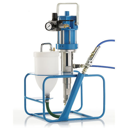 Resin mixer-dispenser INJECT HD 1  WIWA