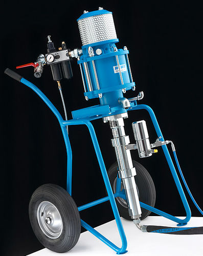 Mono-component paint spray unit / high-pressure / airless WIWA PROFESSIONAL 185 - 460 BAR WIWA