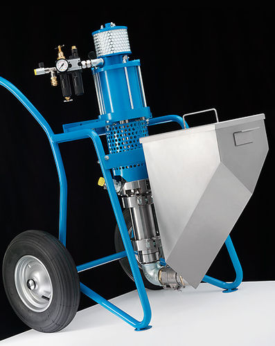 grout pump / electric