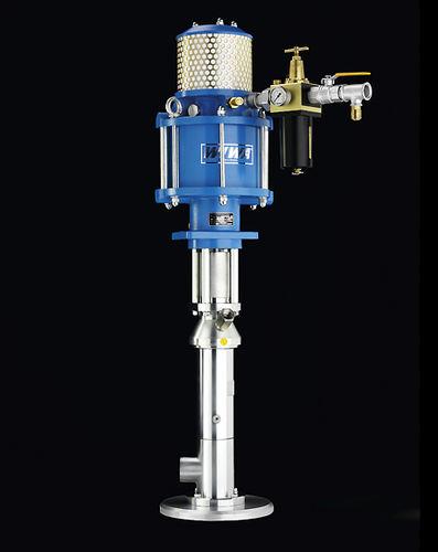 follower plate pump