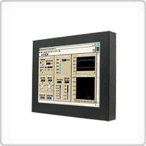 LCD screen / 1024 x 768 / panel-mount / industrial