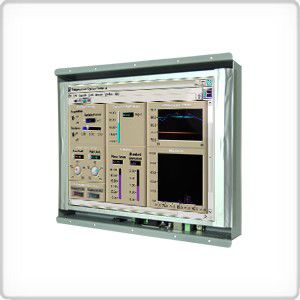 touch screen screen / 1024 x 768 / open-frame / wide