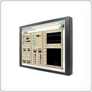 touch screen screen / 1600 x 1200 / chassis-mounted / wide