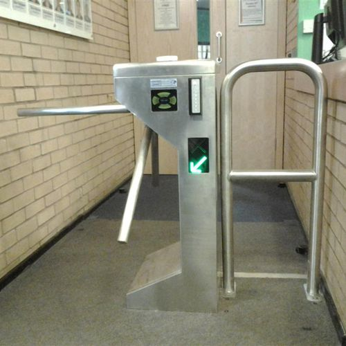 Tripod turnstile / half-height TS 500 series FRONTIER PITTS FRANCE