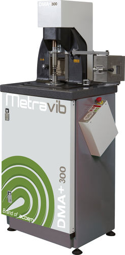 viscoelasticity testing machine / dynamic / mechanical