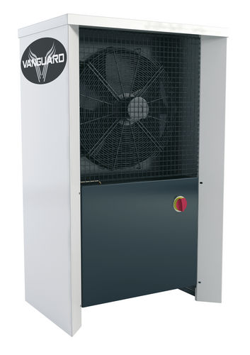 Open condensing unit / air-cooled / for outdoor use VANGUARD FRIGA-BOHN - HK REFRIGERATION - LENNOX