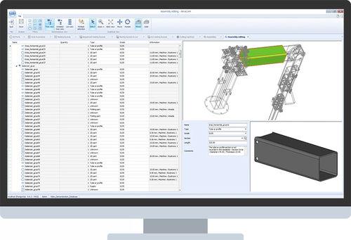 CAD/CAM software / CAD file import / for sheet metal