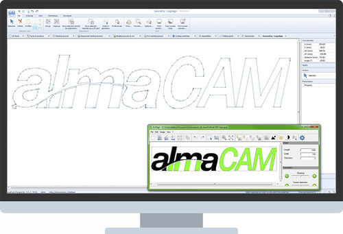 CAM software / for cutting machine / for CNC punching machines