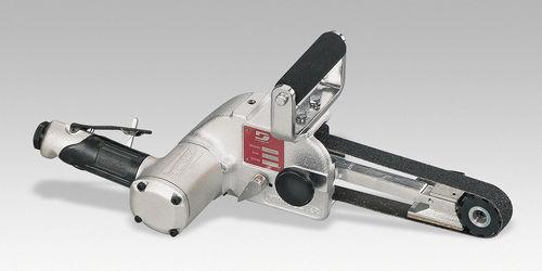 pneumatic sander / belt / for heavy-duty applications