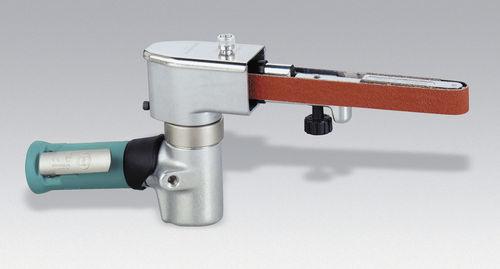 pneumatic sander / belt / high-speed