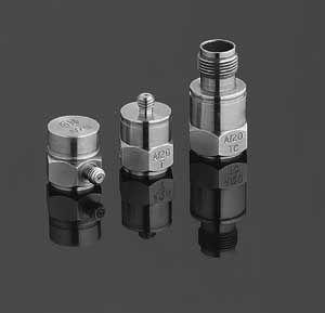 Vibration sensor 42 pC/g, 17 g | A/20 DJB INSTRUMENTS