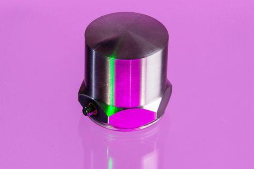 1-axis accelerometer / piezoelectric / high-sensitivity A/800 DJB INSTRUMENTS