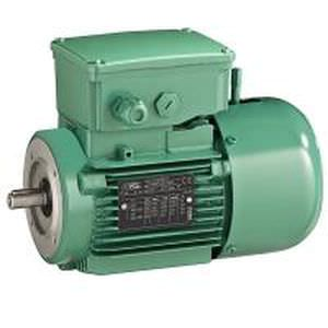 AC electric brake motor / asynchronous / 400V / IP55 FMD LEROY-SOMER