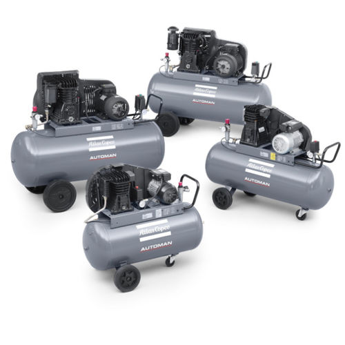 air compressor / mobile / electrically-powered / thermal