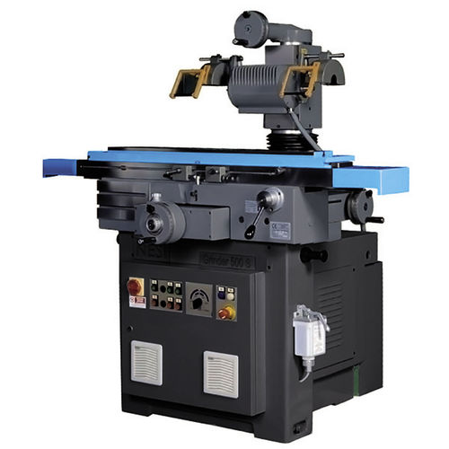 external cylindrical grinding machine / cutting tool / manually-controlled / 2-axis