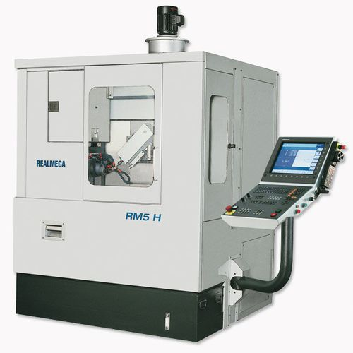 high-speed CNC machining center / 5-axis / universal / for glass