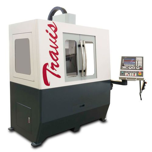 3-axis CNC machining center / vertical / compact / rigid