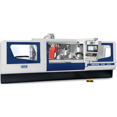 universal grinding machine / cylindrical / CNC / high-precision