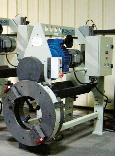 metal cutting machine / for tubes / CNC / chamfering