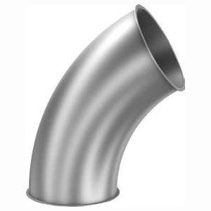60° angle fitting / galvanized steel / stainless steel