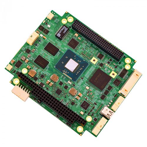 PC 104 single-board computer / Intel® Atom E3800 / fanless / for harsh environments