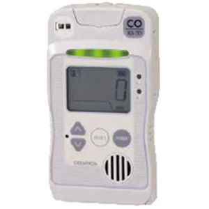 gas detector / oxygen / diffusion / fixed