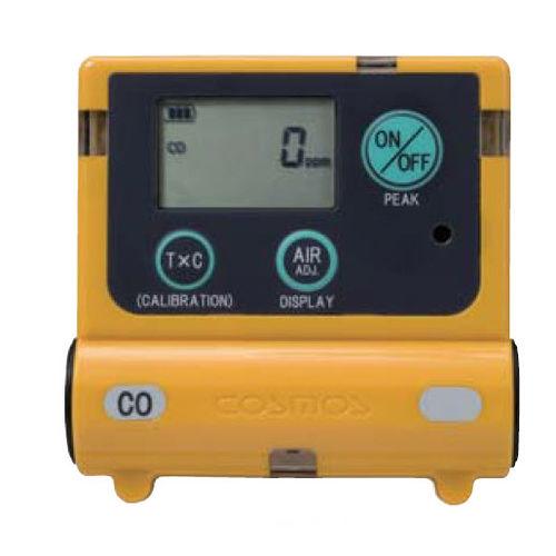 carbon monoxide detector / gas / diffusion / personal