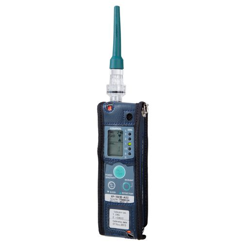 gas leak detector / with semiconductor sensor / sniffing / explosion-proof