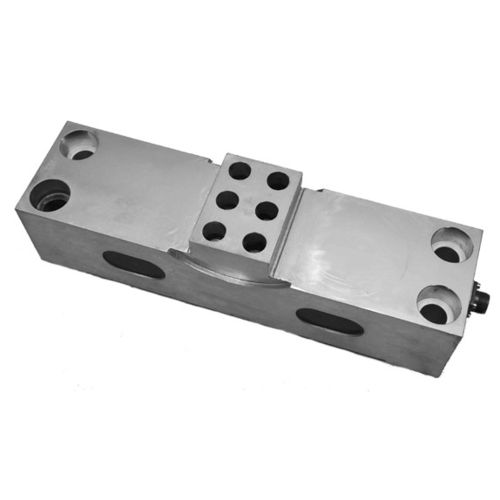 Double-ended shear beam load cell / beam type / steel / for harsh environment DSA-R Nobel Weighing Systems