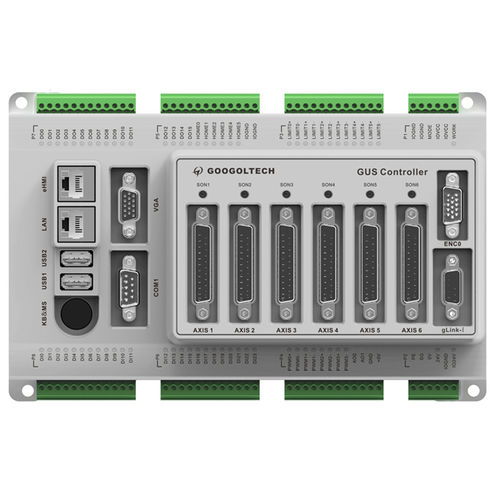 6-axis motion controller - Googol Technology (HK) Limited