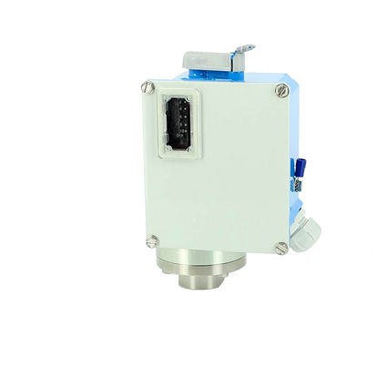 gas pressure switch / differential / industrial / compact