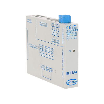 galvanic isolator / current / ATEX