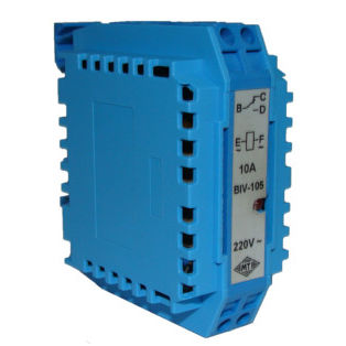 24V DC electromechanical relay / monostable / interface / compact BIV-105 TEC AUTOMATISMES