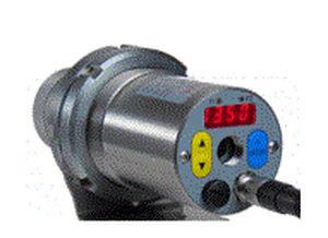 digital pyrometer / stationary / industrial