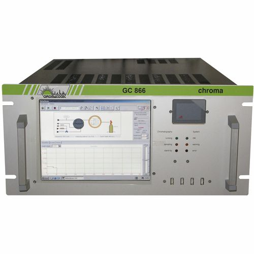 organic matter analyzer / pH / for integration / continuous